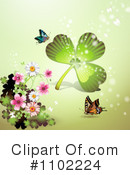 St Patricks Day Clipart #1102224 by merlinul