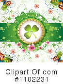 St Patricks Day Clipart #1102231 by merlinul