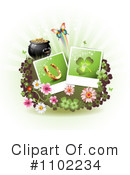 St Patricks Day Clipart #1102234 by merlinul