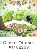 St Patricks Day Clipart #1102239 by merlinul