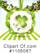 St Patricks Day Clipart #1105087 by merlinul