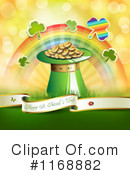 Royalty-Free (RF) St Patricks Day Clipart Illustration #1168882
