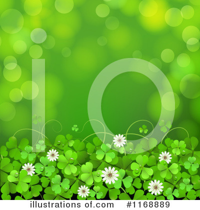 Royalty-Free (RF) St Patricks Day Clipart Illustration by merlinul - Stock Sample #1168889