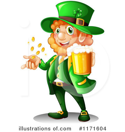 St Patricks Day Clipart #1171604 by Graphics RF