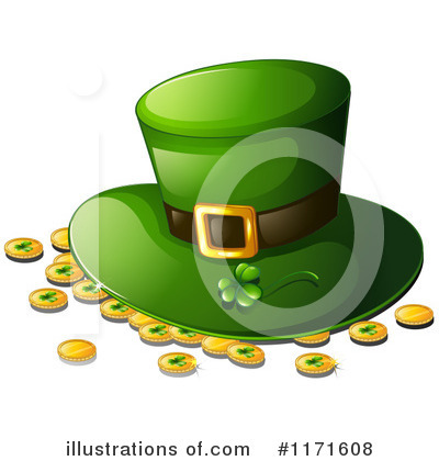 St Patricks Day Clipart #1171608 by Graphics RF