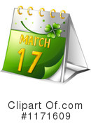 St Patricks Day Clipart #1171609 by Graphics RF