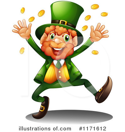 St Patricks Day Clipart #1171612 by Graphics RF