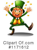 Royalty-Free (RF) St Patricks Day Clipart Illustration #1171612