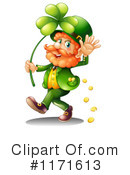 Royalty-Free (RF) St Patricks Day Clipart Illustration #1171613