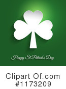 Royalty-Free (RF) St Patricks Day Clipart Illustration #1173209