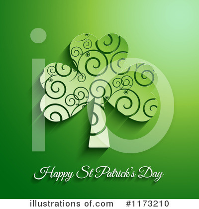 St Patricks Day Clipart #1173210 by KJ Pargeter