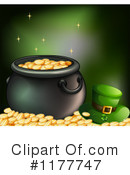 St Patricks Day Clipart #1177747 by Graphics RF