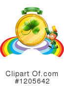 St Patricks Day Clipart #1205642
