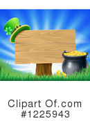 St Patricks Day Clipart #1225943