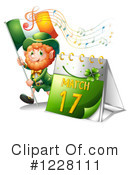 St Patricks Day Clipart #1228111