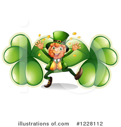 St Patricks Day Clipart #1228112 by Graphics RF