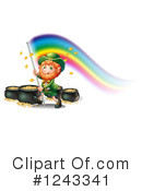 St Patricks Day Clipart #1243341 by Graphics RF