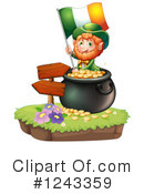 St Patricks Day Clipart #1243359 by Graphics RF