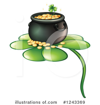 St Patricks Day Clipart #1243369 by Graphics RF
