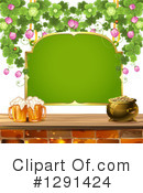 St Patricks Day Clipart #1291424 by merlinul