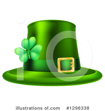 St Patricks Day Clipart #1296338 by AtStockIllustration