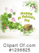 St Patricks Day Clipart #1296825 by merlinul