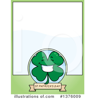 Royalty-Free (RF) St Patricks Day Clipart Illustration by Cory Thoman - Stock Sample #1376009