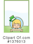St Patricks Day Clipart #1376013 by Cory Thoman