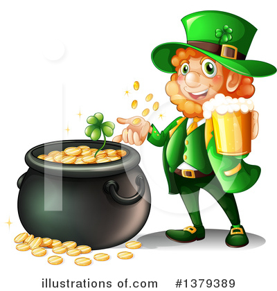 St Patricks Day Clipart #1379389 by Graphics RF