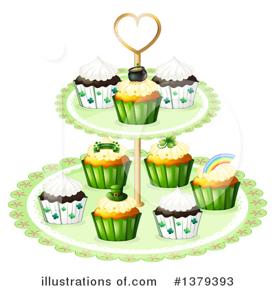 Cupcake Clipart #1379393 by Graphics RF