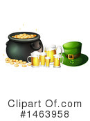 St Patricks Day Clipart #1463958 by Graphics RF