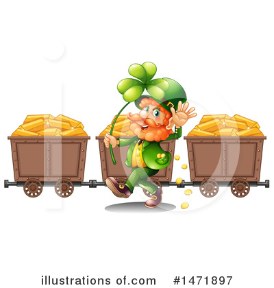 St Patricks Day Clipart #1471897 by Graphics RF