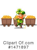 Royalty-Free (RF) St Patricks Day Clipart Illustration #1471897