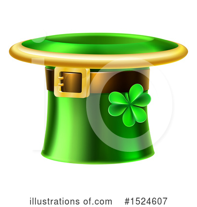 Leprechaun Clipart #1524607 by AtStockIllustration