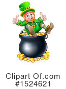 St Patricks Day Clipart #1524621 by AtStockIllustration