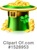 St Patricks Day Clipart #1528953 by AtStockIllustration