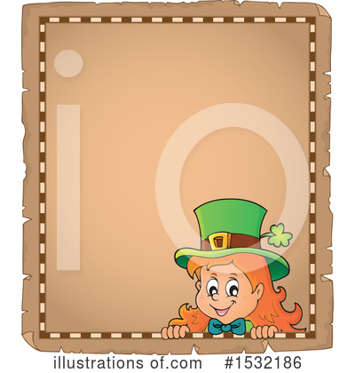 Leprechaun Clipart #1532186 by visekart