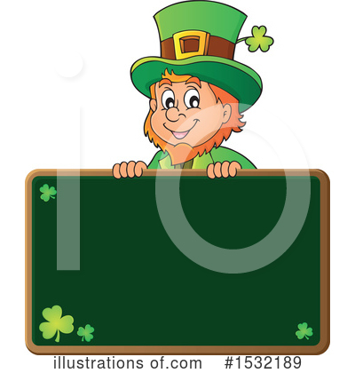 Leprechaun Clipart #1532189 by visekart