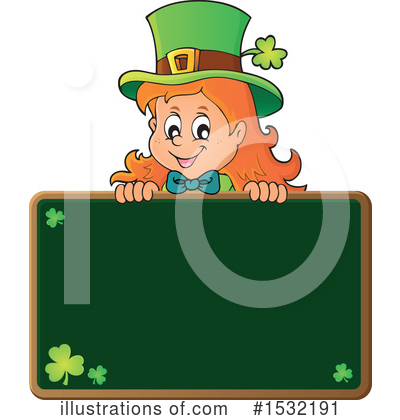 Leprechaun Clipart #1532191 by visekart