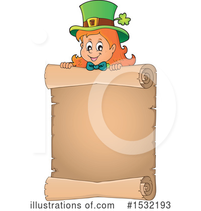 Leprechaun Clipart #1532193 by visekart