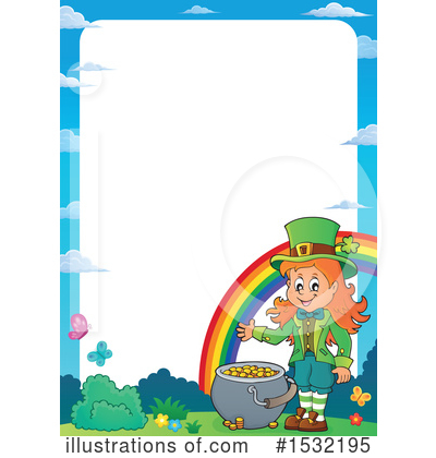 Leprechaun Clipart #1532195 by visekart