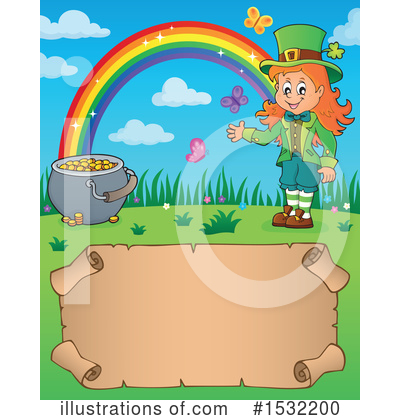 St Patricks Day Clipart #1532200 by visekart