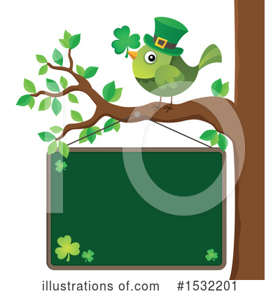 St Patricks Day Clipart #1532201 by visekart