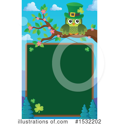 St Patricks Day Clipart #1532202 by visekart