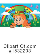 St Patricks Day Clipart #1532203 by visekart