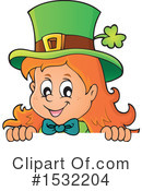 St Patricks Day Clipart #1532204 by visekart