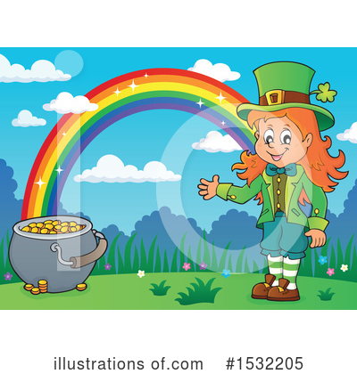 St Patricks Day Clipart #1532205 by visekart