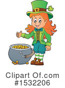 St Patricks Day Clipart #1532206 by visekart