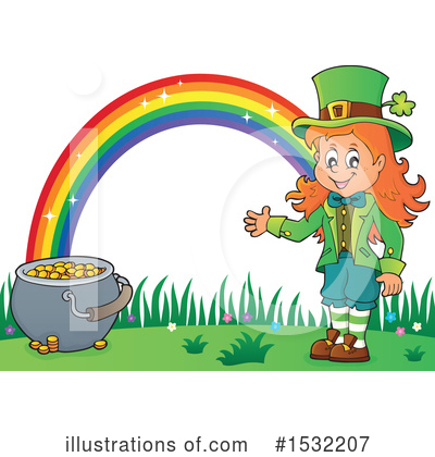 St Patricks Day Clipart #1532207 by visekart