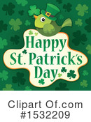St Patricks Day Clipart #1532209 by visekart